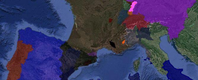 Europa S.XVII