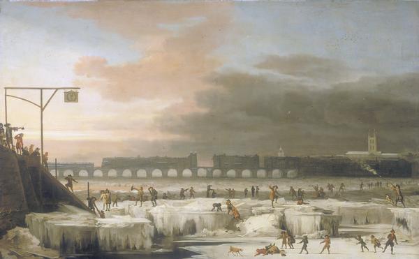 Pequeña Edad de Hielo en el siglo XVII