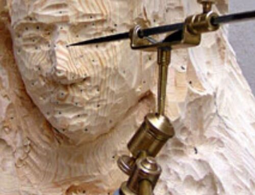 Técnica: Escultura