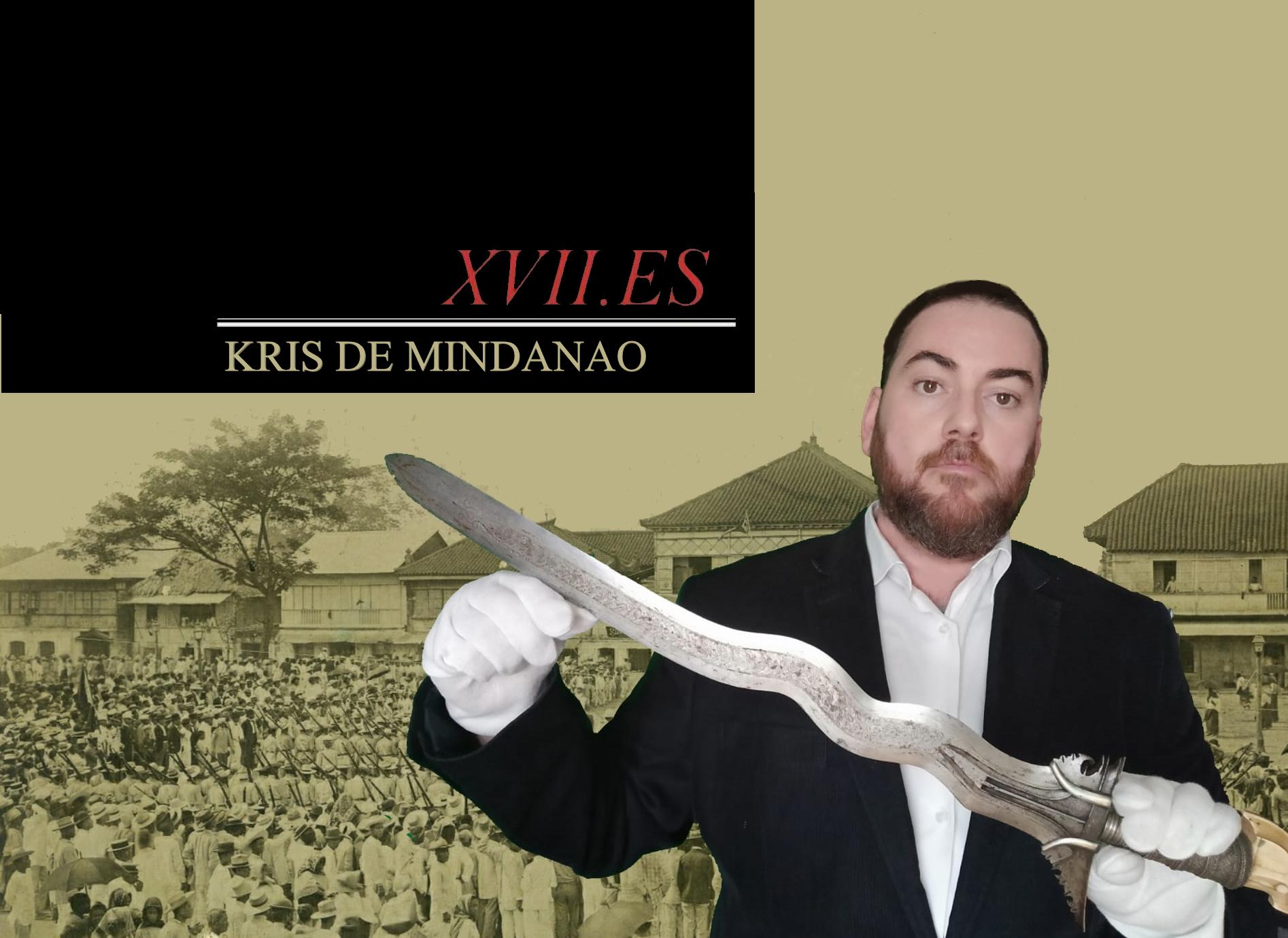 Kris Filipino siglo XIX