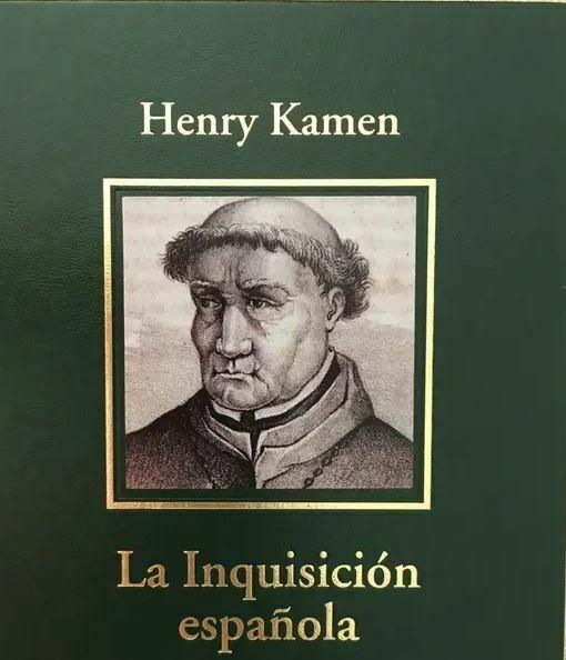 La Inquisición española de KAMEN