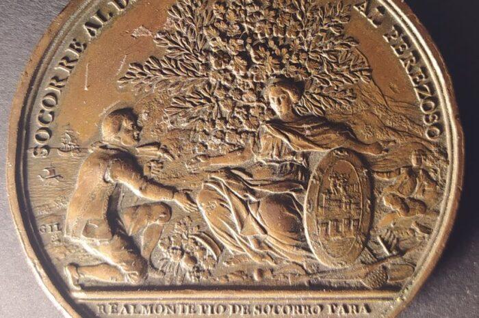 Medalla de Carlos III XVIII