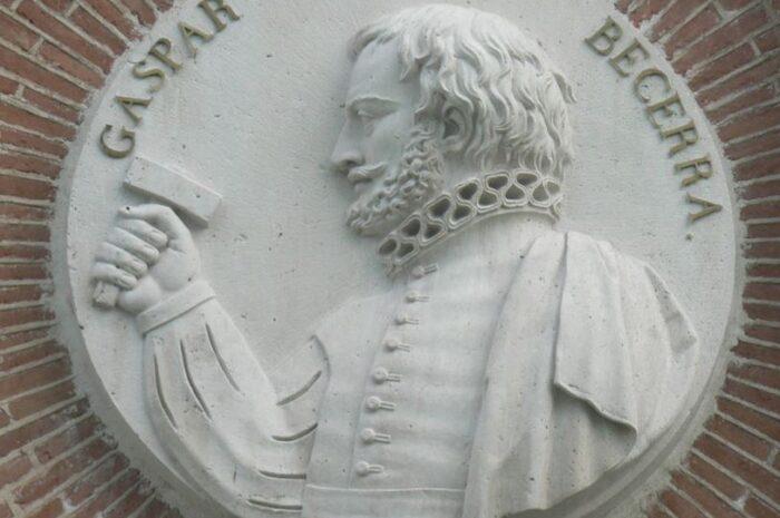 Gaspar Becerra su obra y su legado